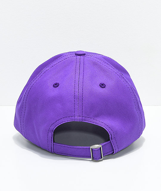 Thrasher Flame Purple Old Timer Hat