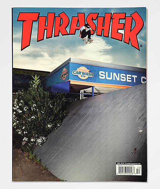 Thrasher Magazine December 2019