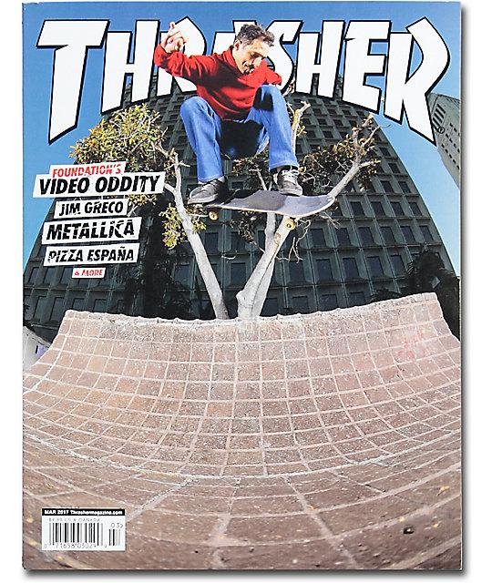 Thrasher Magazine March 2017  583d346af2f1