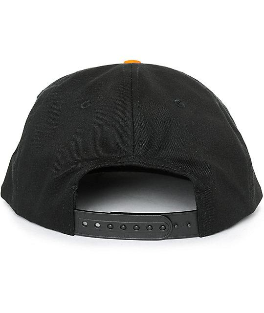 73765c13bf3 ... Thrasher Scarred 4 Life Snapback Hat