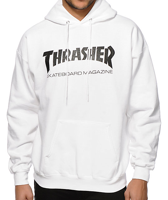5bbdca6311fc Thrasher Skate Mag Hoodie