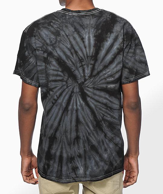 ... Thrasher Skate Mag Spider Dye T-Shirt 459697cfc8d0