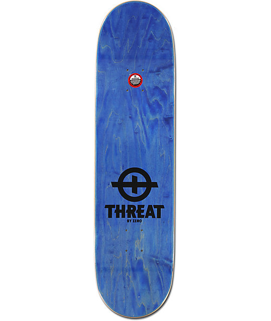 "Threat Cerveza 8.25""  Skateboard Deck"