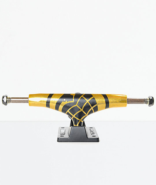 Thunder Sonora Black & Gold 145mm Trucks