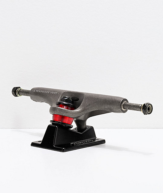 Thunder Tempest Matte Gunmetal 148 Hollow Light Skateboard Truck