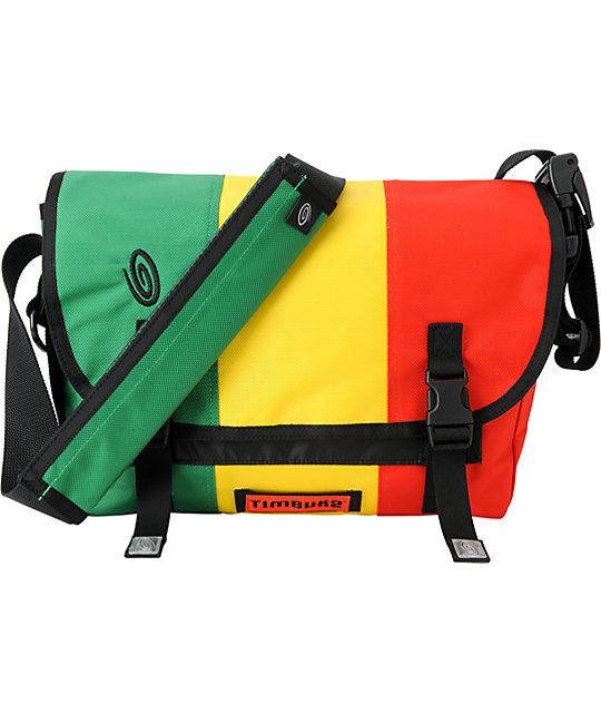 Timbuk2 Classic Rasta Small Messenger Bag