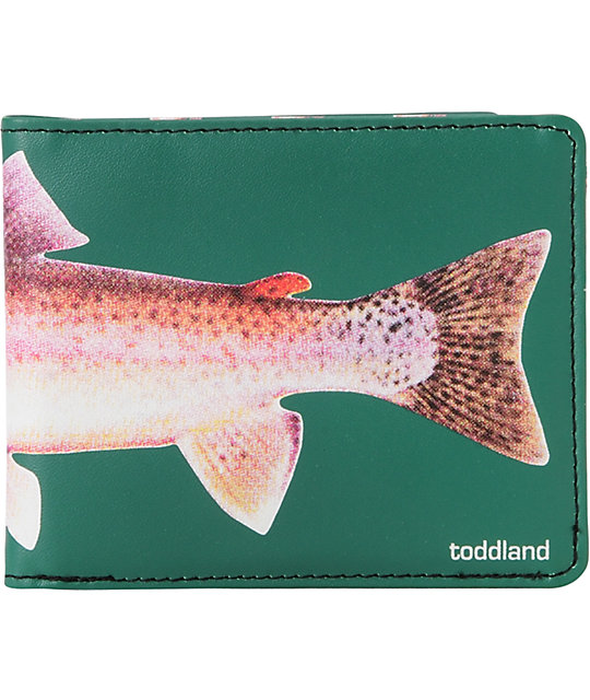 Toddland Fishtail Bifold Wallet
