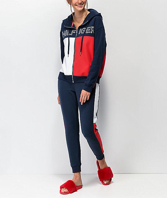 Sudaderas De Tommy Hilfiger Mujer Tienda Online De Zapatos Ropa Y Complementos De Marca