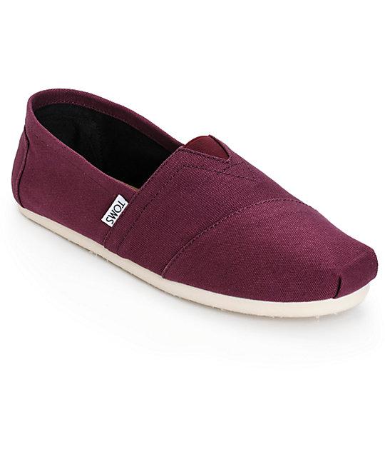 9bc13cd8aaa Toms Classics Mens Slip-On Shoes