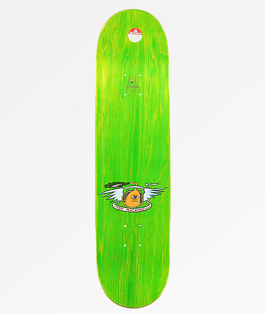 "Toy Machine Kurt Vile 8.25"" tabla de skate"