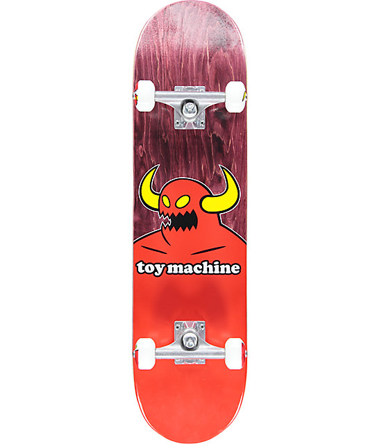 Toy Machine Monster 8.0