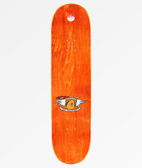 "Toy Machine Provost Darkside 8.37"" Skateboard Deck"