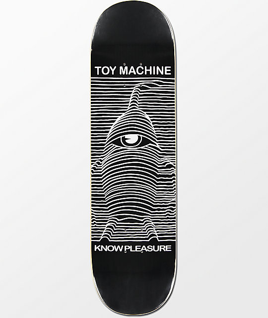 "Toy Machine Toy División 8.5"" tabla de skateboard"