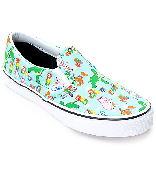 Vans Toy Story Slip On Especial