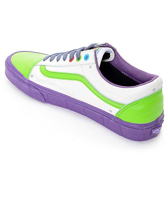 Old Zumiez Story Lightyear Buzz Toy Skool Vans X Shoes xtwxq7O