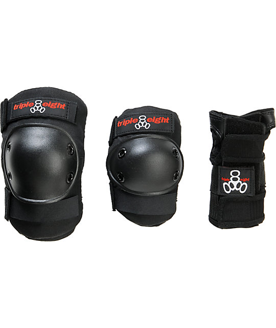 Triple 8 Saver Series Boys Pad Pack