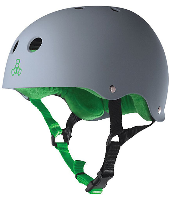 Triple Eight Carbon Sweatsaver Helmet