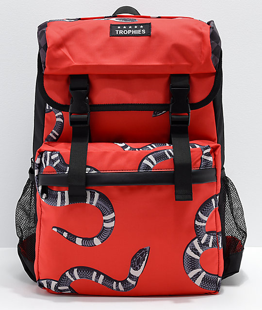 Trophies Snakes Backpack