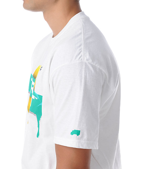 Trukfit Bite It White T-Shirt