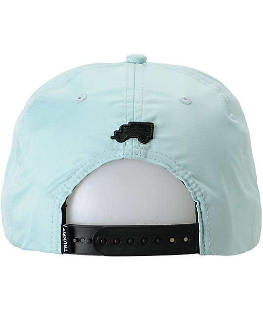 Trukfit Wizzard Beachglass Snapback Hat