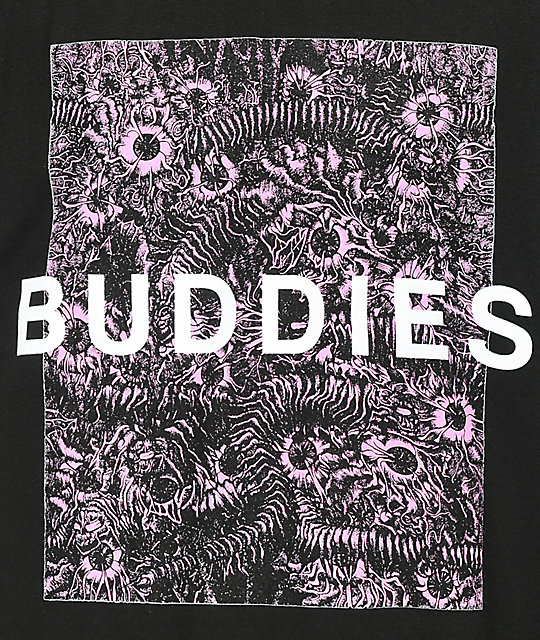ULT Buddies Black & Pink T-Shirt
