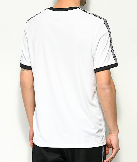 Umbro Diamond White & Black Jersey