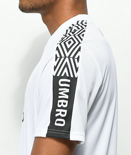 Umbro Trainer White Jersey
