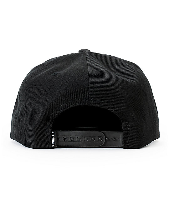 ... Undefeated 5 Strike Snapback Hat d490ca6f4651
