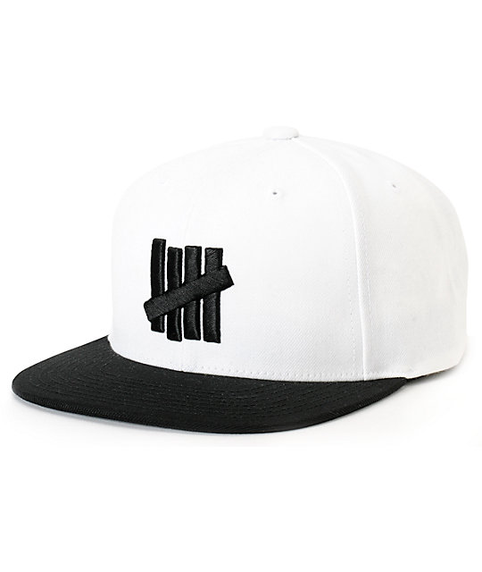 317e9a6fa5fe7 Undefeated 5 Strike Snapback Hat