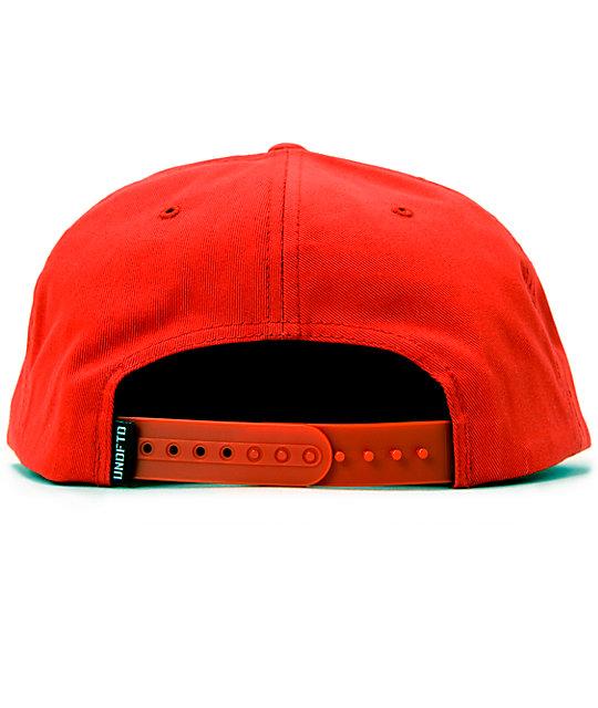 0a6795ef0e1 ... Undefeated 5 Strike Snapback Hat ...