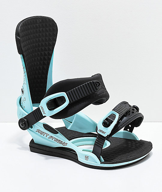Union Contact Pro Scott Stevens Snowboard Bindings 2019