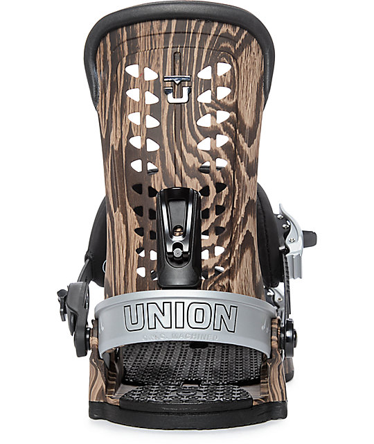 Union Force Asadachi Snowboard Bindings