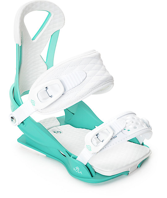 Union Rosa Tiffany Womens Snowboard Bindings
