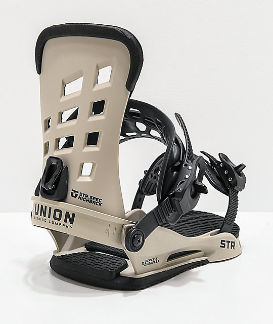 Union STR Bone Snowboard Bindings 2020