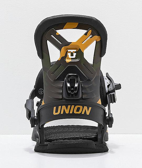 Union Cadet Pro Bindung 2019 Camo