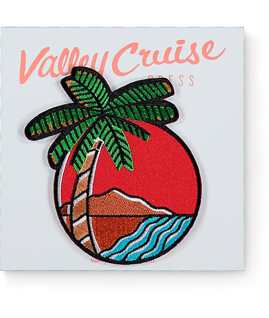 Valley Cruise Press: Valley Cruise Press Tropical Vibes Patch