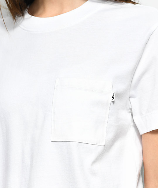 Vans Aerial OTW White Pocket T-Shirt