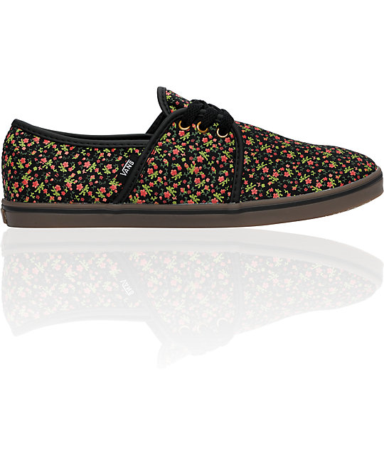 Vans Aleeda Floral Shoes