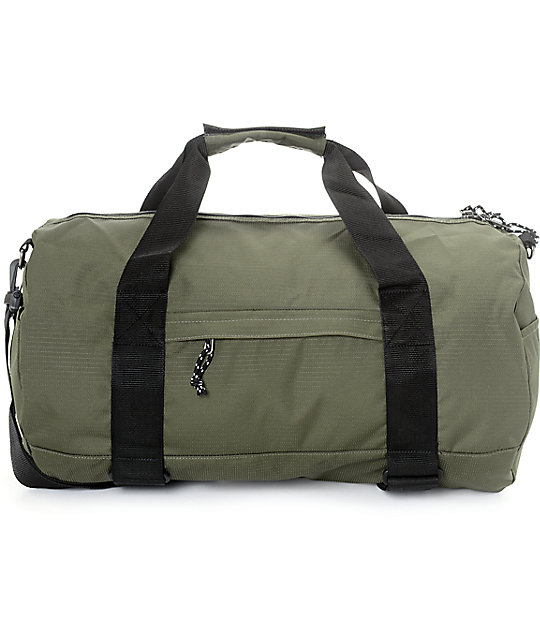 659a5f2d27 ... Vans Anacapa II Olive Duffle Bag ...
