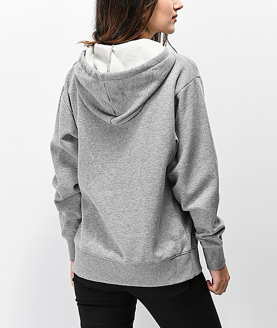 Vans Another Dimension sudadera con capucha gris