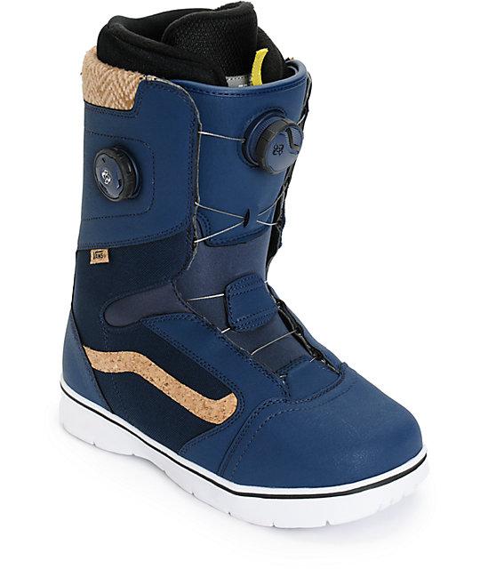 vans botas snowboard