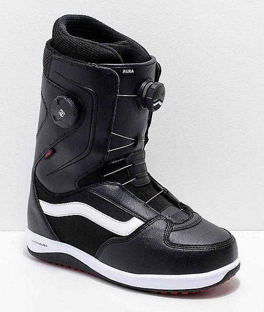 vans snowboard boots boa