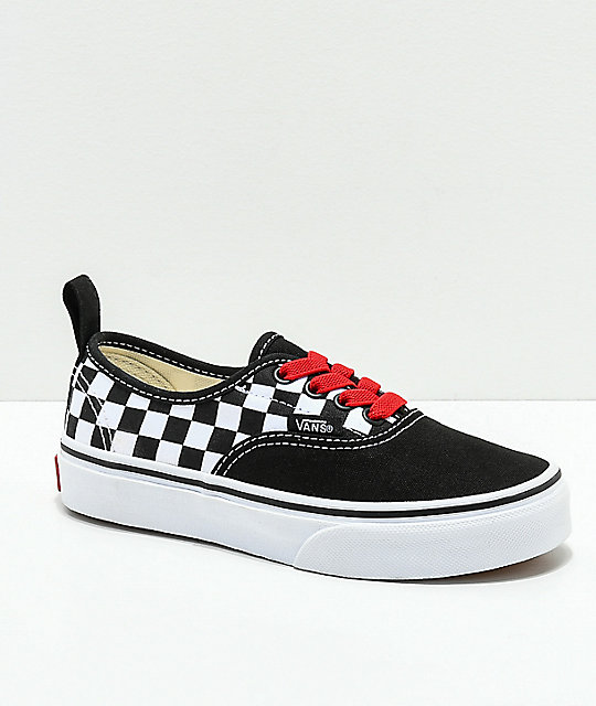 cef11bbe8c9a Vans Authentic Black