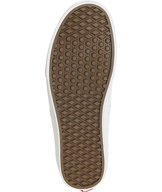 f3b4c49b7202 ... Vans Authentic Black   Marsh Waxed Canvas Skate Shoes ...