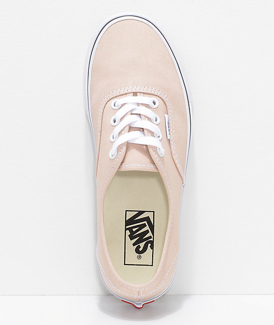 vans authentic frappe
