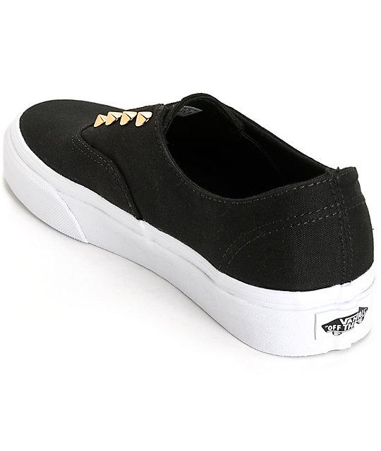 ccd93f4a1634c0 ... Vans Authentic Gore Stud Slip-On Shoes ...