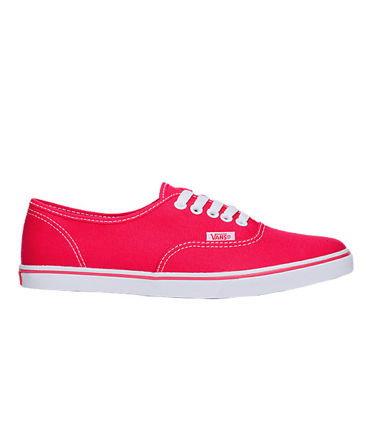 Vans Authentic Lo Pro Azalea Shoes