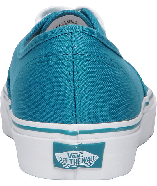Vans Authentic Ocean Saffron Shoes