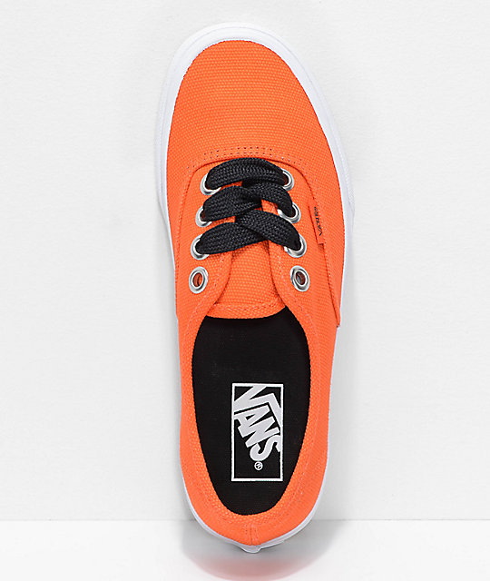Vans Authentic Oversized Lace Flame Shoes