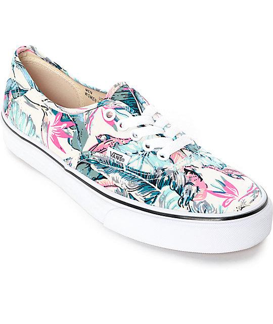 zapato mujer vans